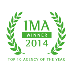 IMA Top10 Agency of the Year 2014