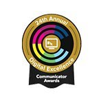 Communicator Awards 2018 - Gold Award